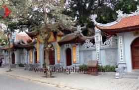 Tìm hiểu những ngôi chùa nổi tiếng đất Thăng Long Hà Nội (Phần 2)