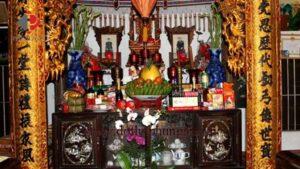 Văn khấn dùng trong dịp lễ Tết Nguyên Đán – Cúng lễ Giao Thừa trong nhà