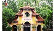 Tìm hiểu những ngôi chùa nổi tiếng đất Thăng Long Hà Nội (Phần 1)