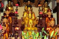 Hướng dẫn khấn cầu Tài, cầu Lộc, cầu Bình An ở Ban Tam Bảo trong chùa