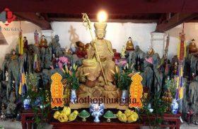 Hướng Dẫn Khấn Lễ Đức Địa Tạng Vương Bồ Tát trong chùa