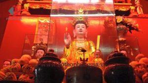 Hướng Dẫn Khấn lễ Đức Thánh Trần, Bà Chúa Kho và Mẫu Liễu Hạnh