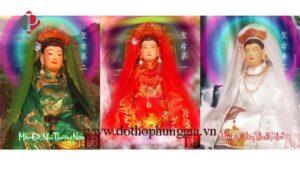 Khấn Lễ Mẫu Thượng Ngàn, Mẫu Thượng Thiên và Ban Công Đồng Như Thế Nào?