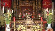 Hướng Dẫn Khấn Thành Hoàng ở Đình, Đền, Miếu, Phủ