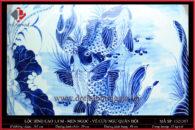 Ý nghĩa cảnh vẽ CỬU NGƯ QUẦN HỘI trong phong thủy