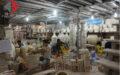 Thăm quan xưởng gốm sứ men trắng xanh cao cấp Phùng Gia